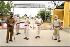 rajasthan haryana border seal