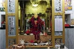 navratri started yet closed septum temples