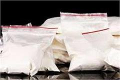 3 kg of heroin recovered from international border