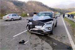 one death in road accidents 3 injured