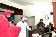 navjot sidhu reaches delhi again meets sonia gandhi
