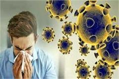 suspected patient of corona virus refered to pgi from mandi