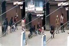 12 fir 21 people arrested for breaking curfew