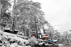 snowfall in rohtang shimla and dalhousie