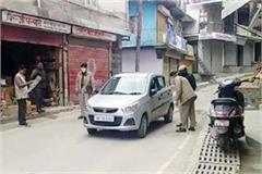 fir lodged against 3 drivers for violation of curfew