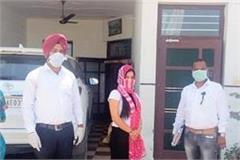 punjabi singer kaur b and her cook quarantine