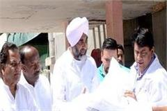 manpreet promised provided 50 ppe kits to civil hospital bathinda