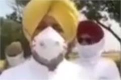 punjab ministers attend funeral of corona victim to dispel public misconception