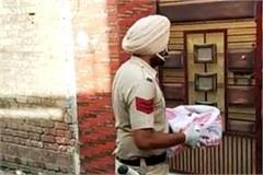 innocent was sad on birthday punjab police gave surprise
