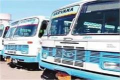 1009 buses sent by haryana yogi government did not fulfill its promise
