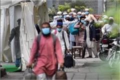 40 people who returned from delhi nizamuddin stayed in ambala