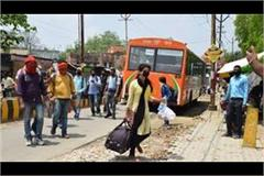 429 students reach ayodhya from prayagraj amid lockdown