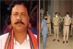 bareilly bjp leader shot dead