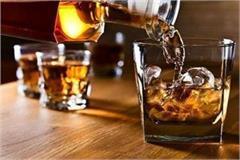 corona virus despite closed contracts in haryana  bay lock  is alcohol
