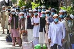 number of people involved in tabligi jamaat increased