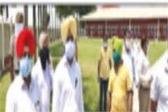 coronavirus 33 devotees quarantined for 14 days at radha swami dera
