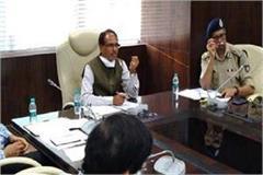 cm shivraj gave instructions officers implement iitt strategy battle corona