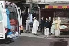 prayagraj quarantine of 9 jamatiya found in mosque fir on mutavalli