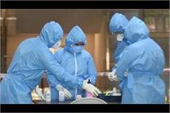 corona positive patients figures increased in meerut