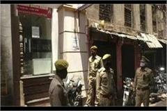 varanasi 7 policemen from the same checkpoint are korena positive