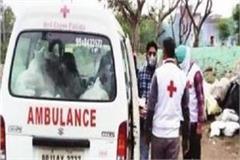 dead body of corona victim lying in rajindra hospital for 9 hours