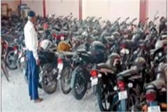 114 bikes seized in lockdown 422 cut challans space reduced in traffic