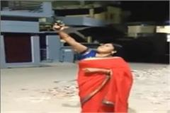 bjp district president firing kills corona germs sacked