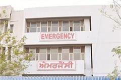 staff isolate to treat corona afflicted woman at rajindra hospital
