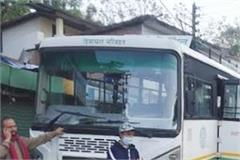 25 people left bhangal bigger than buses