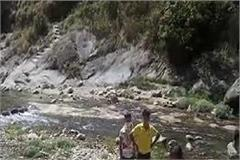 migrant youth dies due to drowning in ravine