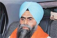 davindra pal bhullar released in amritsar jail