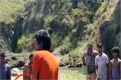 here migrants beaten with sticks