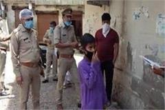 21 children found in mathura madrasa thermal screening of all including maulvi