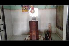 this is a unique shivling derived from the stove