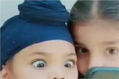 tiktok star this 5 year old girl sharing corona among everyone laughs