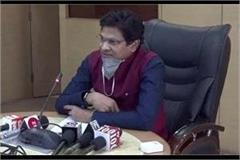 divisional commissioner strange statement about tabligi jamaat haryana news