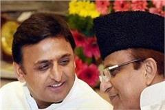 akhilesh demands yogi government to release azam in view