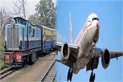 all passenger train domestic and international air services canceled till 3 may
