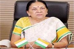 up governor anandiben patel extended the term of 4 vice chancellors