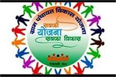 kahnore gram panchayat of haryana selected for gpdp award