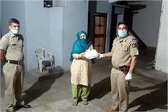 solan police became an angel for heart patient during lockdown