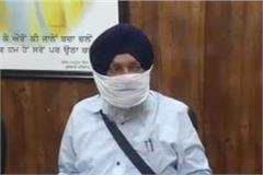 sgpc member karnail panjoli raised questions on shiromani committee itself