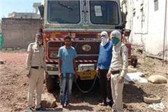 indore major action by manpur police illegal liquor worth 45 lakhs caught