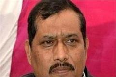 bjp mla from hardoi sought fund back said corruption in health