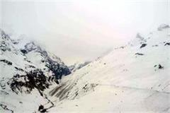 snowfall in rohtang and lahaul spiti rain in manali