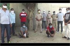sirsa police arrested 2 with heroin worth rs 53 lakh