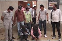 2 arrested with one crore heroin in sirsa