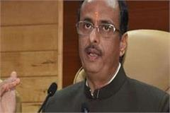 deputy cm dr dinesh sharma s big decision school fees will not be increased