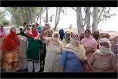 why did rural women chant dushyant chautala murdabad
