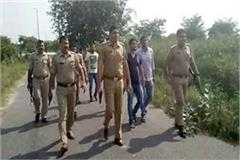 two rogue gang robbers in noida arrested after encounter